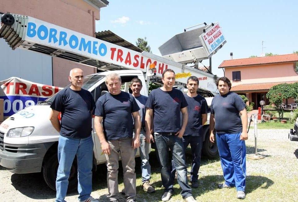 Borromeo Traslochi la tua azienda di fiducia per un trasloco a Milano e provincia